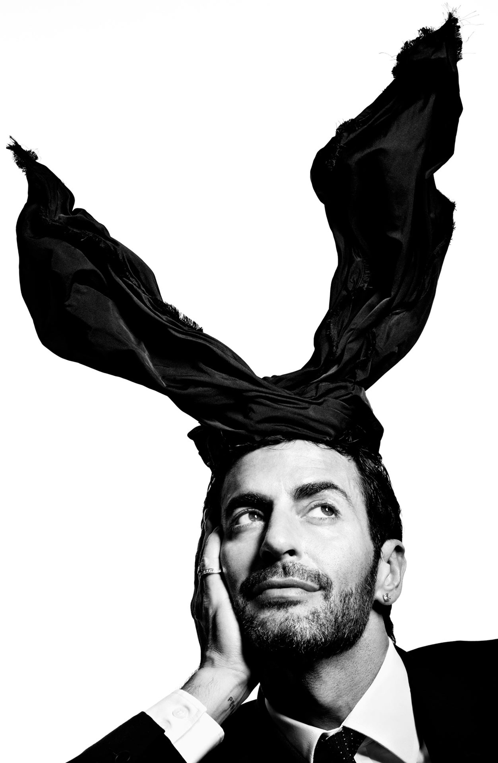Marc Jacobs photographed by Craig McDean in 2009 via fashioned by love british fashion blog