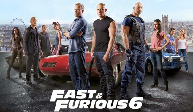 Hızlı ve Öfkeli 6 - Fast and Furious 6 2013 BluRay 1080p Türkçe Dublaj