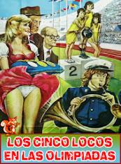 Los cinco locos en las olimpiadas (1972) DescargaCineClasico.Net