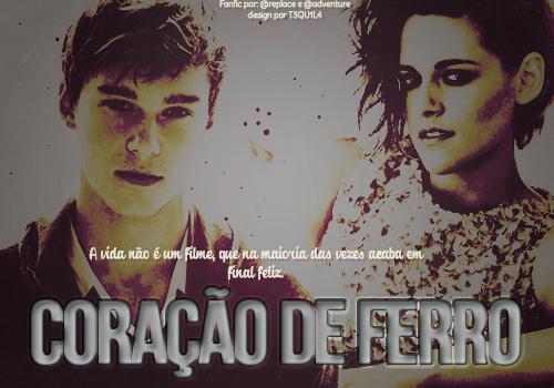 CF- Coração de Ferro (@replace e @adventure)