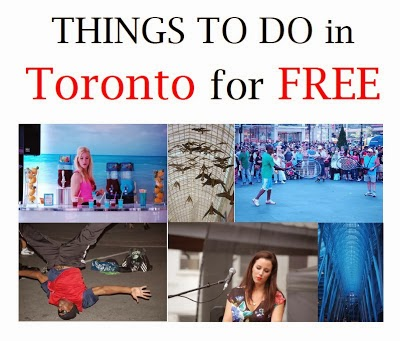 Free Toronto Freebies e-book
