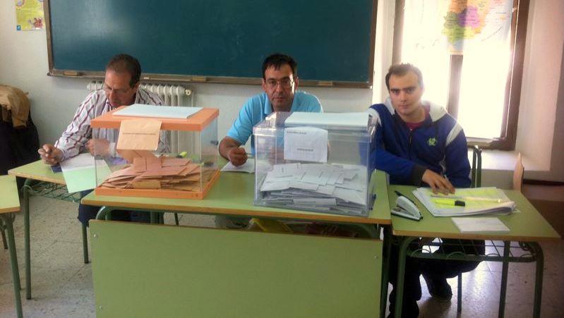 Caleruega noticias web resultado elecciones caleruega 2011 for Resultados electorales mir