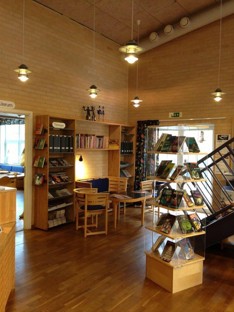 Biblioteket Gunnesbo 6-9