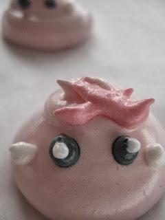 Mini Meringues from Bake Chocolate Cake