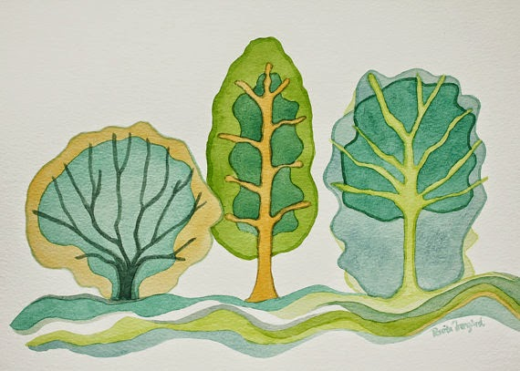 https://www.etsy.com/se-en/listing/178118040/green-trees-original-watercolor