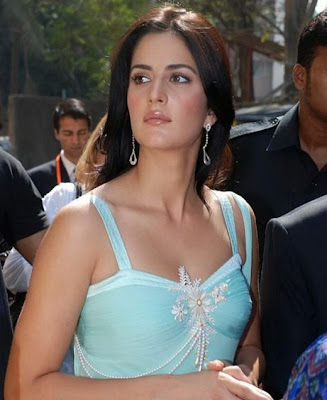 Katrina Kaif at Chadan Sparsh Spa
