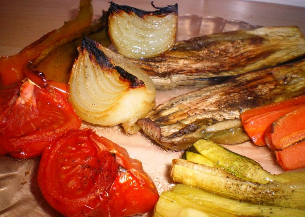Como si no existiera el ma ana tabla de verduras - Verduras rellenas al horno ...