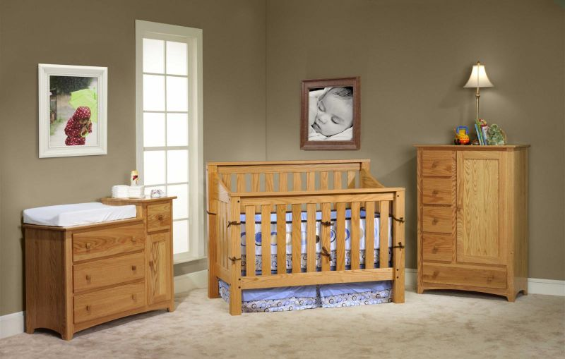 The Business Of Mommy Wars Two Dogs One Cat And A Baby. Kingston 3 Piece Set  Oak New Mamas Papas Nursery Furniture