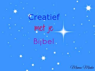 Afbeelding creatief in je bijbel