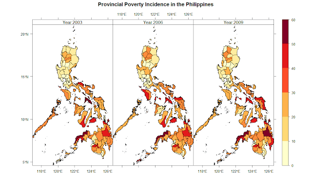 Poverty Incidence in the Philippines