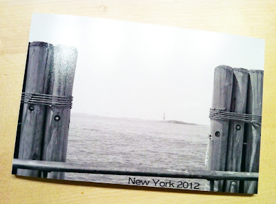 Fotobuch New York