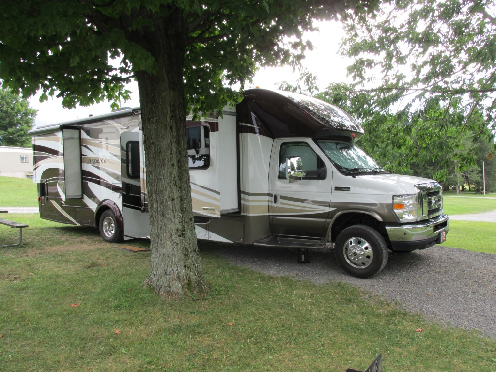 Great Canadian Rv >> Two Lane Adventures Traveling To Lake Avenue Carefree Rv