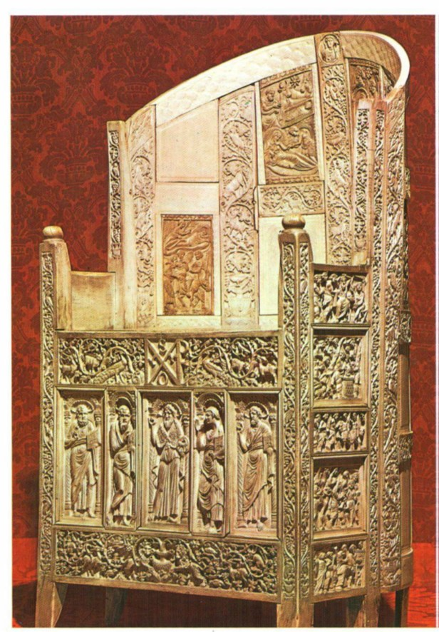 Mobiliario bizantino historia del mueble for Caracteristicas del mobiliario