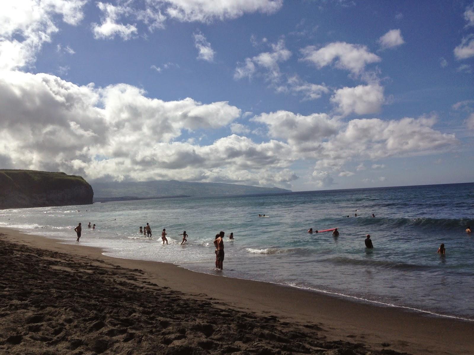 Praia de Santa Barbara