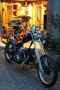 ZZchop Honda 750 chopper