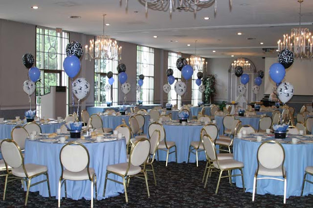 Balloon Centerpiece Ideas2
