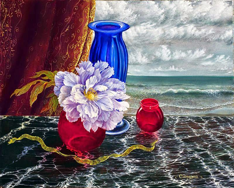 Clearfield (UT) United States  City pictures : Rachel Clearfield, 1946 ~ Magical realism / Visionary painter | Tutt ...