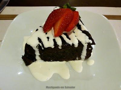 Café Feito a Grão: Torta Búlgara