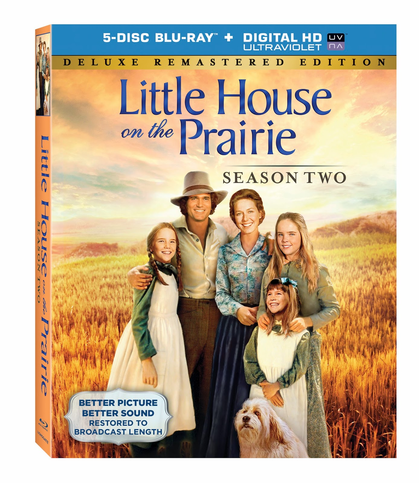mommy's block party: little house on the prairie: season two