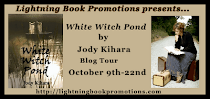 The WHITE WITCH POND Blog Tour!