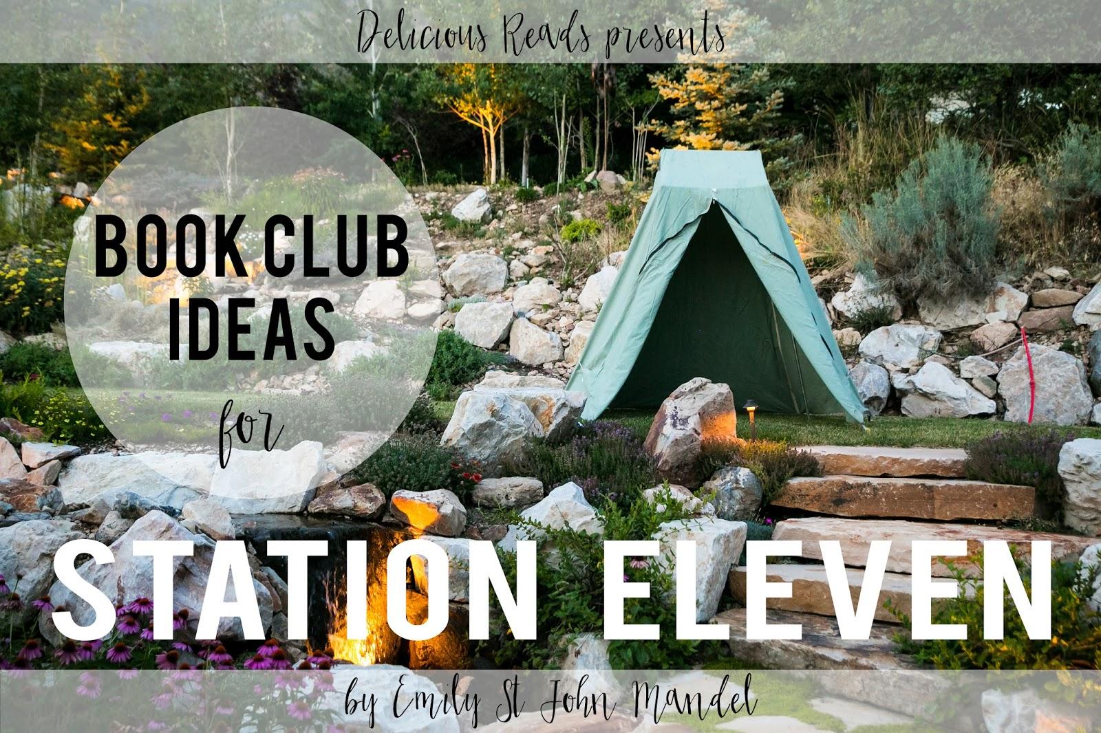 Book Club Ideas For