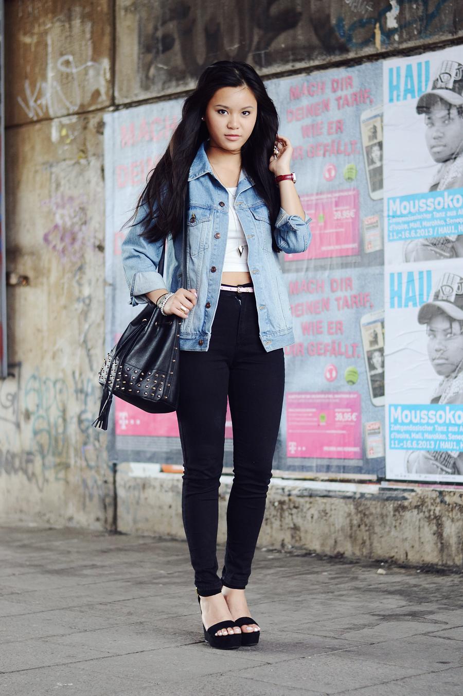 Oversize Jeans Jacket