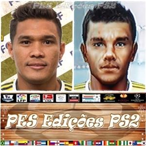 Teófilo Gutiérrez (Sporting) ex River Plate PES PS2