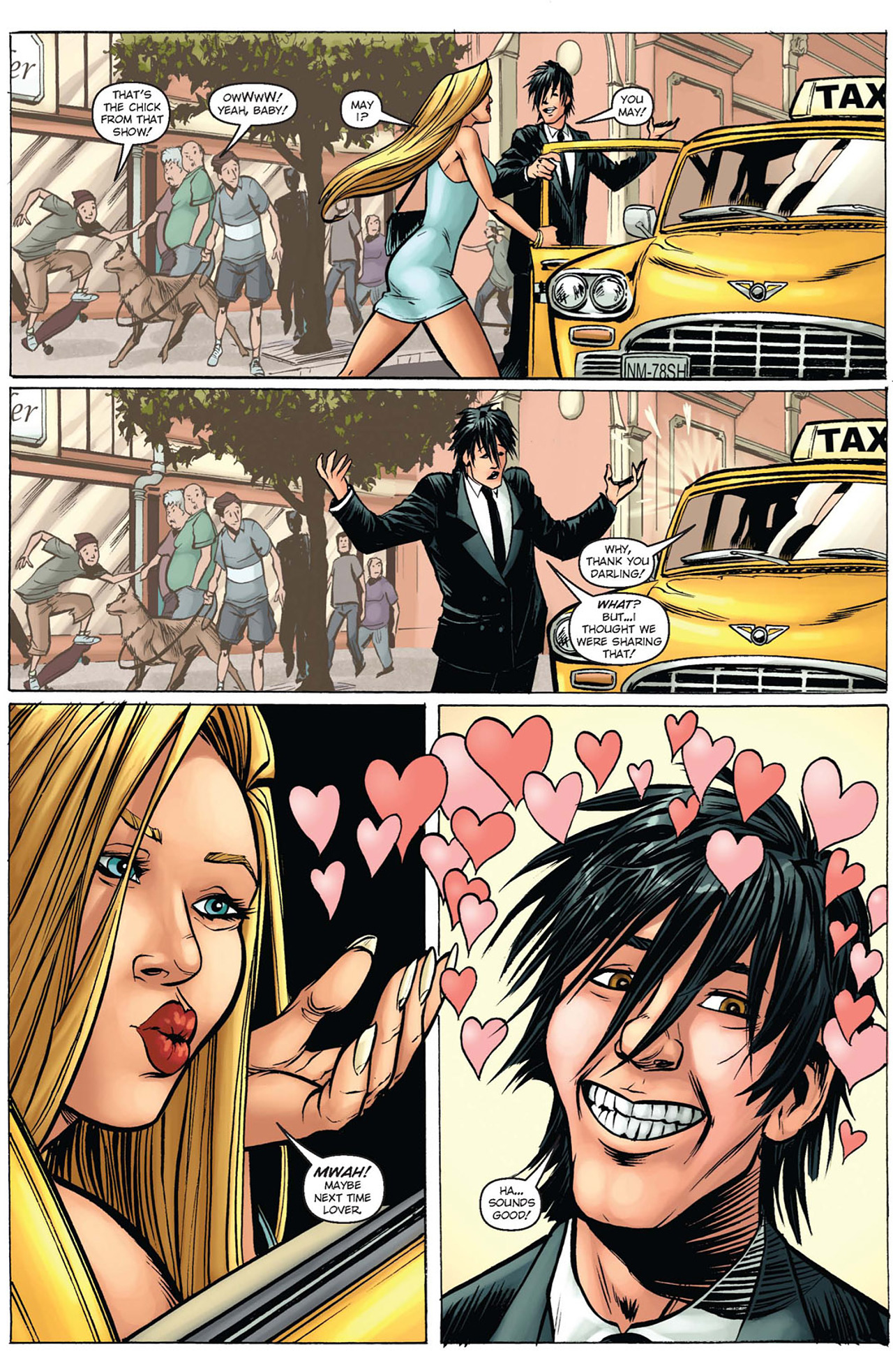 Grimm Fairy Tales (2005) Issue #28 #31 - English 6
