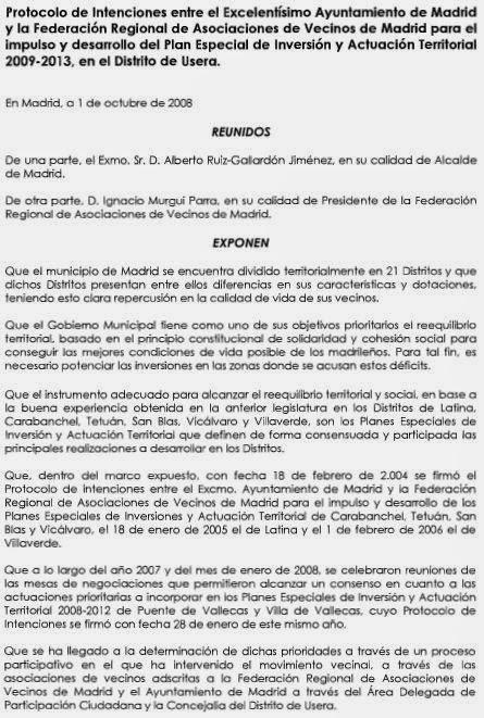Firma Ayuntamiento Madrid Biblioteca Pública en San Fermín