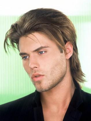25 Cortes de cabello de hombres que los hace irresistibles OkChicas - Peinados Hombre Medio Largo