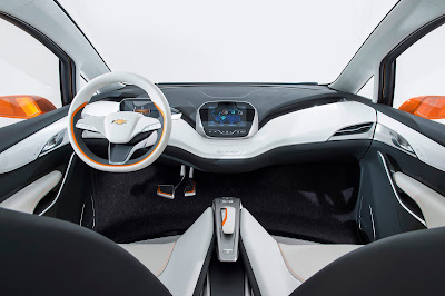 GM Works With LG Corp. to Develop 2017 Chevrolet Bolt EV