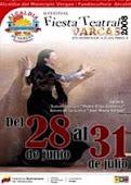 Fiesta Teatral Vargas 2008