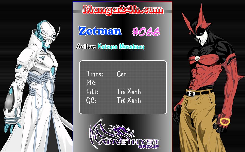 Zetman Chap 066 . Next Chap 67