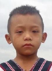 Jaw-bu-keh - Thailand (TH-808), Age 8