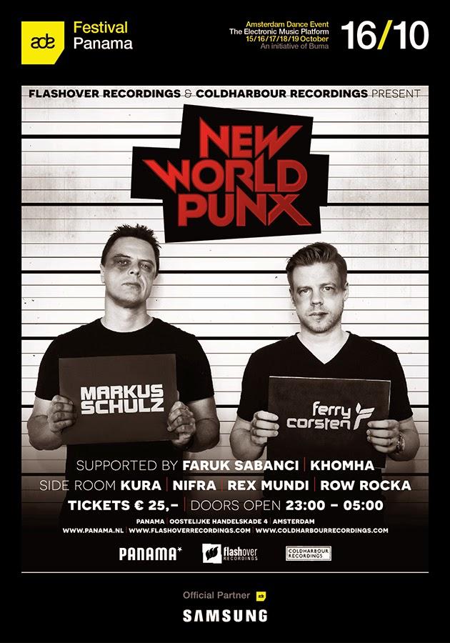 new world punx ade q&a