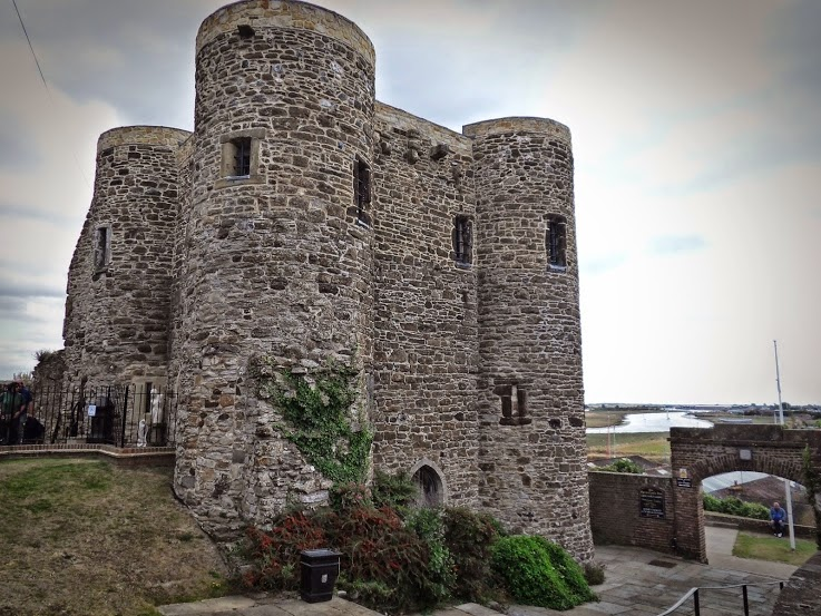 Rye Castle or Ypres Tower