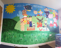 NEW.....Wall Murals