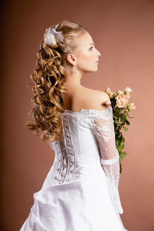 wedding long hairstyles Bridal  Wedding  For Long Hair Video