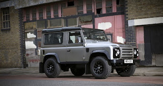 Land Rover Defender 90 XTech Special Edition