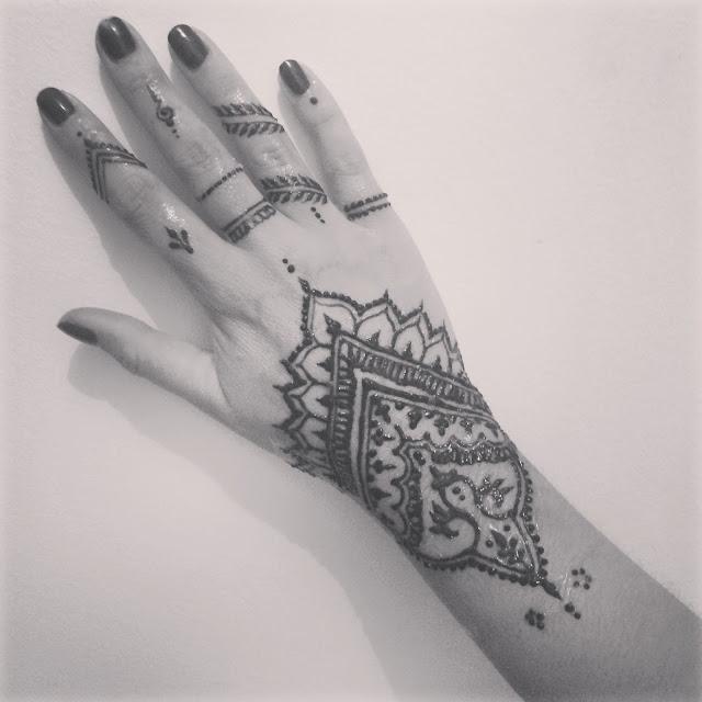 Massilia henna - Dessin henne facile faire ...