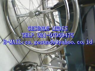 kursi roda baru yang murah