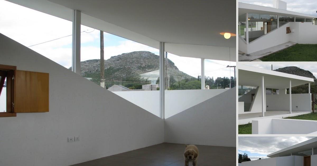 Arquitectura y tecnolog a casa cacho j m rodriguez llanos for Estudios de arquitectura la plata