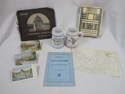 Pieces of Our Past: Louisiana Purchase Exposition Materials