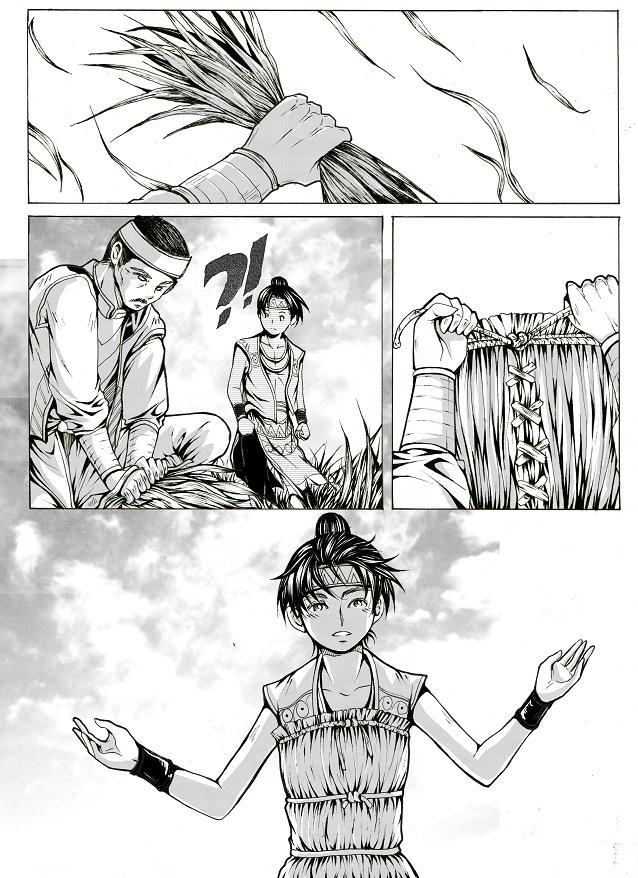 Anh Hùng Lĩnh Nam chap 1 - Trang 20