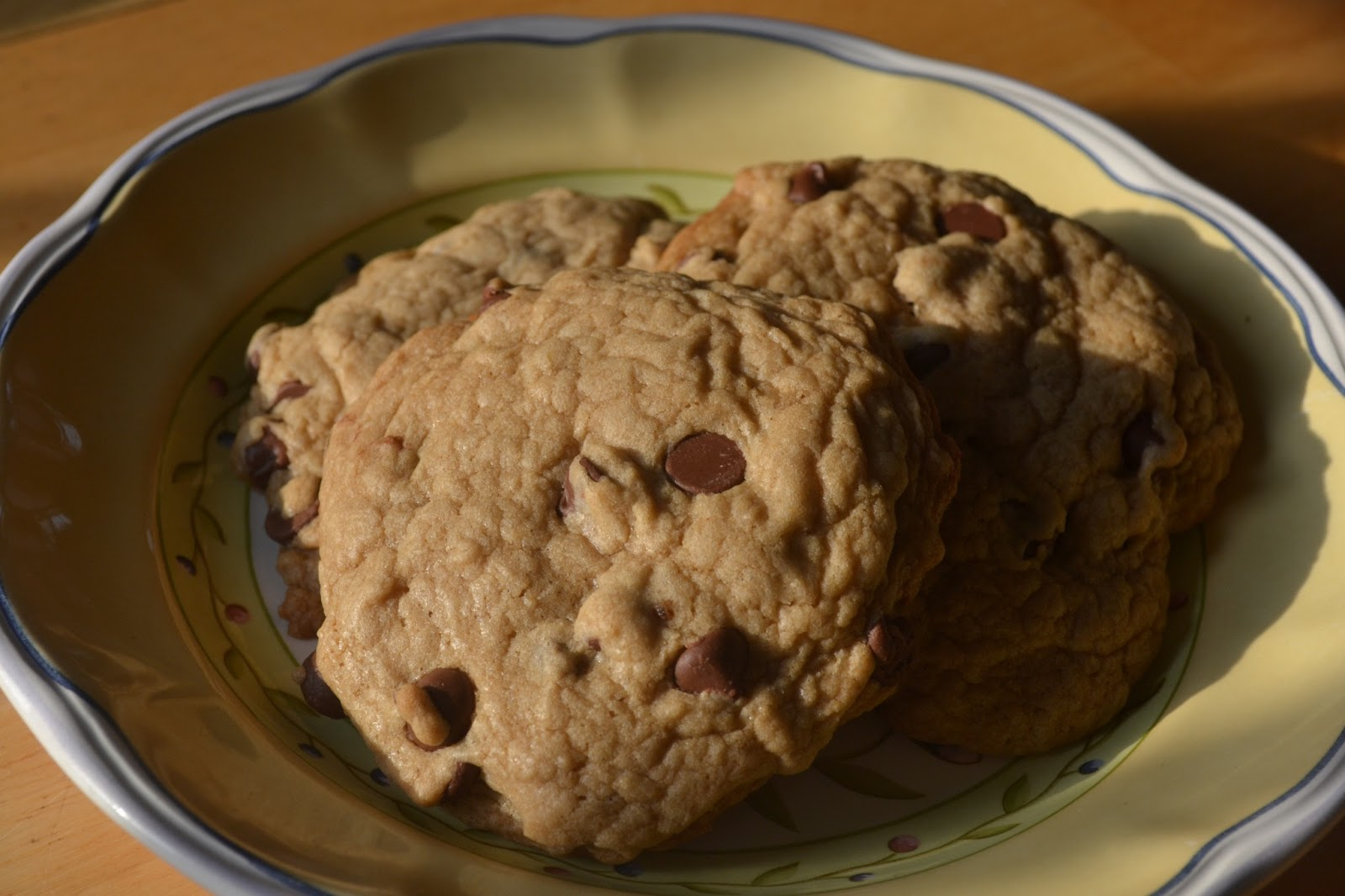 chewy chocolate chip cookie s thick and chewy chocolate chip cookie ...
