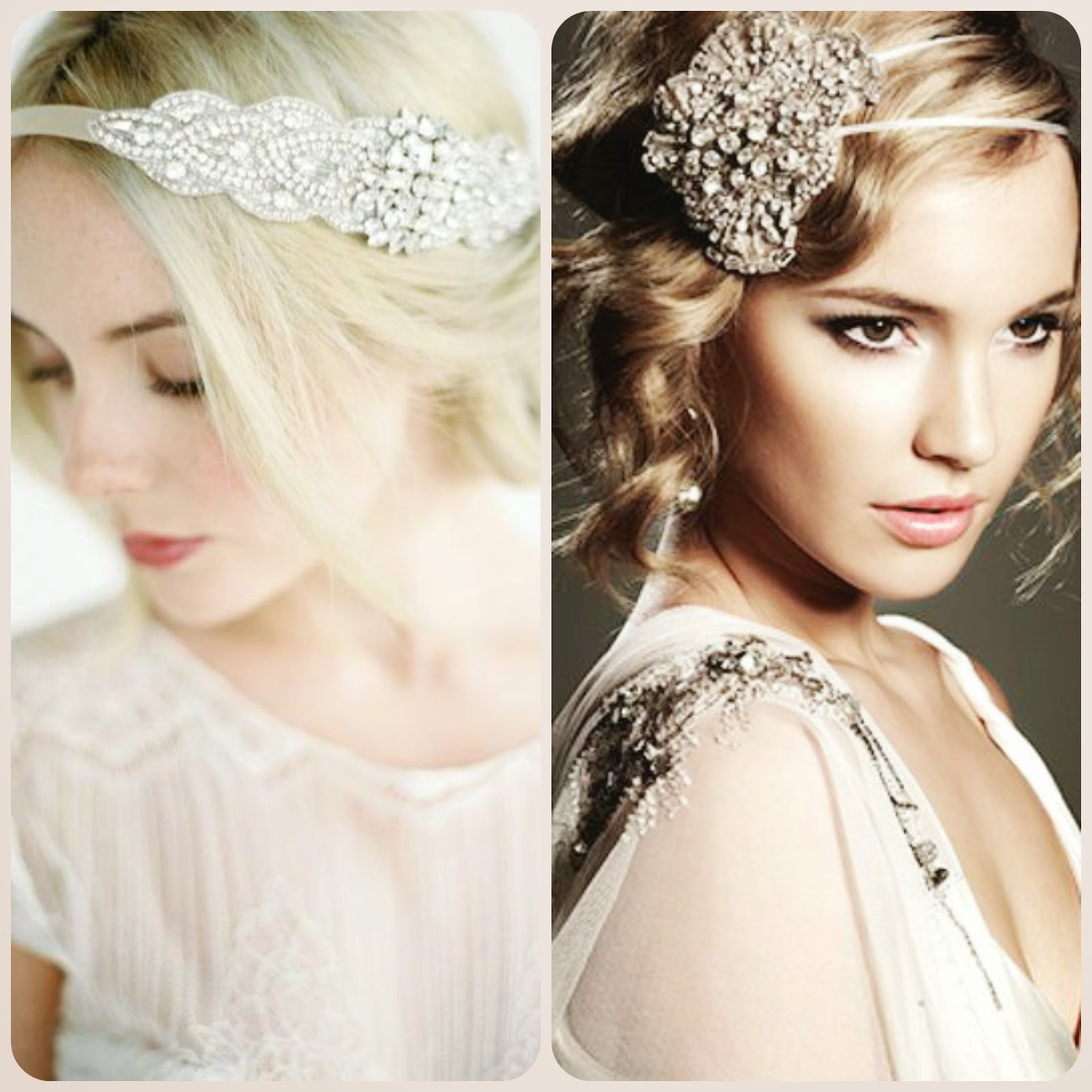 bridal hairpieces hair pieces for wedding Maybe a veil isn t in your ideal wedding look but you still want a little glitz and glam in your hair check out these gorgeous headbands to switch up your