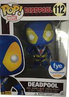 Funko Pop! Deadpool Fye Exclusive