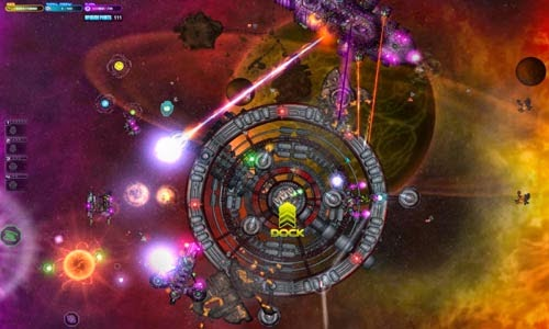 Space Pirates And Zombies Game