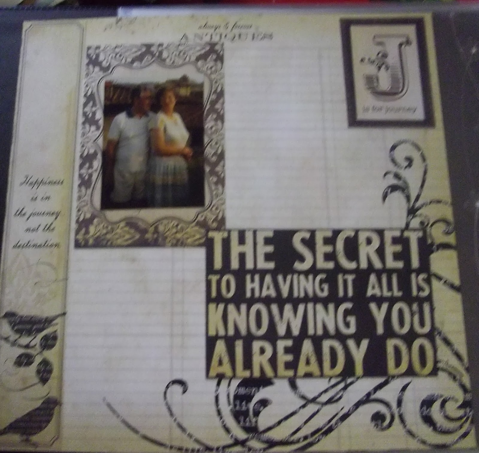 Scrapbook paper canada - This Layout Features Recollection Signature Memories Documented Backing Papers And Co Ordinating Journaling Features Cut Out From The Same Paper Pad
