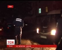Ровенских ППСников свозят в Киев